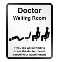 NHS appointment