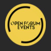 Open forum Event