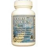 Coral Calcium (2:1 Calcium to Magnesium & 72 Trace Minerals)