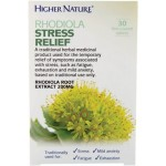 Rhodiola Stress Relief 30 Tablets