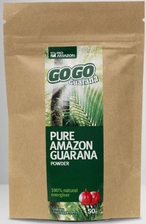 GoGo Guarana 50g Powder