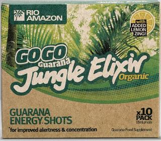 GoGo Guarana Jungle Elixir (10 phials)