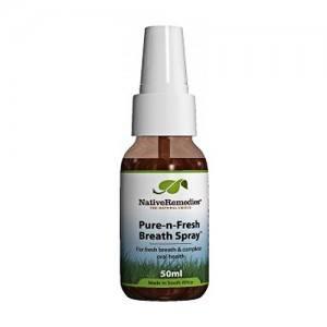 Native Remedies Pure-n-Fresh Breath Spray™