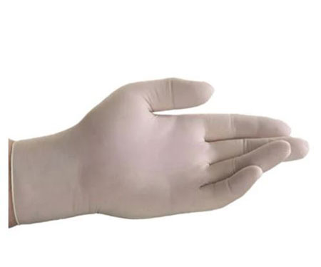 Latex Gloves - Large - Box of 100